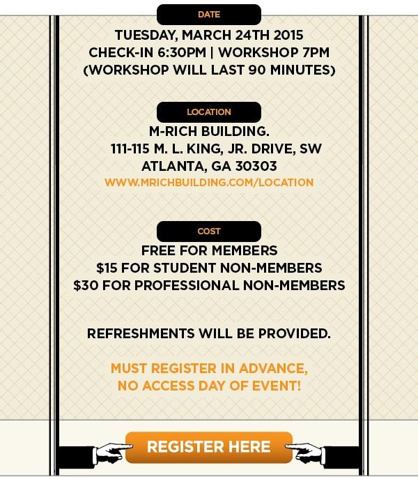 Atlanta Ad Club Improv Registration